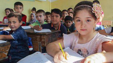 "Photo of كيف واجه أهالي ""معرة النعمان"" مشكلة توقف الدعم عن القطاع التعليمي في المدينة؟"