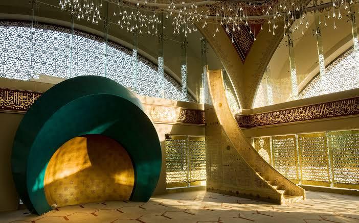 Photo of أول مسجد تصممه امرأة.. تعرَّف على مسجد ساكرين في إسطنبول