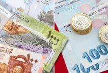 Photo of سعر صرف الليرتين السورية والتركية