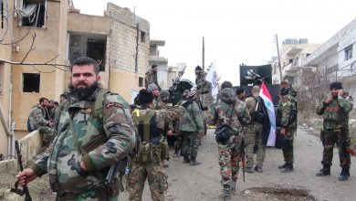 "Photo of ""ديلي تلغراف"" ميـ.ـليشـ.ـات الأسد أطلـ.ـقت النـ.ـار بشكل متعـ.ـمد على نساء سوريات قرب حلب"