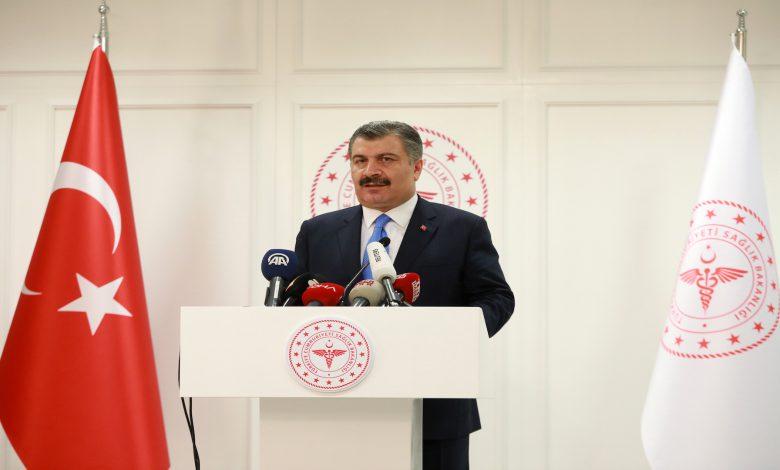 "Photo of تسجيل أول إصـ.ـابة بفيروس ""كورونا"" في تركيا"