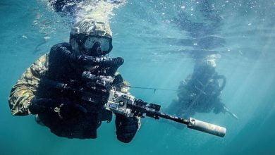 "Photo of وحدة الدفاع التركية تحت الماء ""ساس"" تبدأ مهامها في ليبيا"