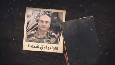 "Photo of رفيق شحادة المدير الجديد لمكتب ""بشار الأسد"" تاريخ حافل بالمناصب والجـ.ـرائـ.ـم"