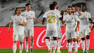 Photo of ريال مدريد يفوز على غرناطة ويتقدم بثقة نحو تحقيق لقب الليغا