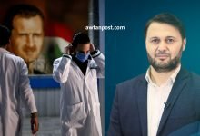 "Photo of حملة جديدة تحت عنوان ""كورونا الأسد"" .. باحث سوري يوضح أهدافها .. ومفكر إسلامي يحذر من تسرب الوباء لألوف المعتقلين"