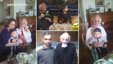 Photo of قصة عائلة سورية وهبها مسنّ سويدي أملاكه وحباً عميقاً