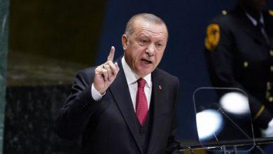 """Photo of أردوغان يحذر أرمينيا من انتـ.ـهاك الهدنة في """"قره باغ"""""""