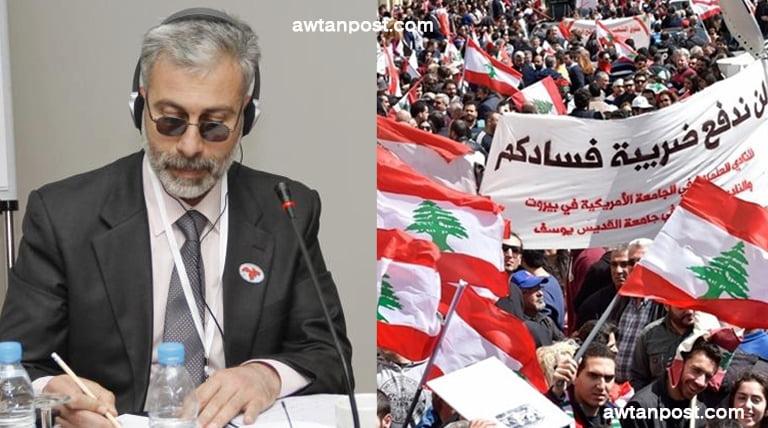 """Photo of أسامة عثمان يكتب لــ """"أوطان بوست"""" .. لبنان مثال للفساد العربيّ المستعصي"""