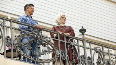 Photo of أمينة أردوغان تستقبل نجم السينما الهندية عامر خان في إسطنبول