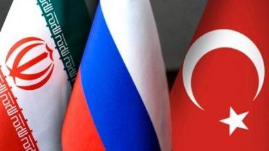 Photo of بيان مشترك بين روسيا وتركيا وإيران حول الملف السوري بعد مشاورات جينيف