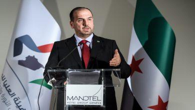 """Photo of بالفيديو .. نصر الحريري يؤدي القسم ويتعهد بجعل الائتلاف الوطني """"بيت الثورة"""""""
