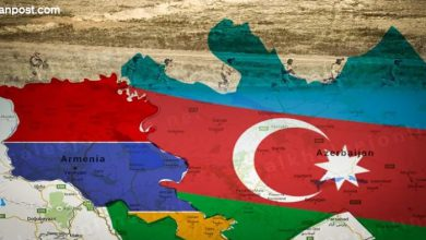 "Photo of أردوغان يدعو أرمينيا لترك الإقليم .. وتواصل المعـ.ـارك في ""ناغورني قره باغ"" وتبادل الاتهـ.ـامات بشأن مشاركة سوريين"