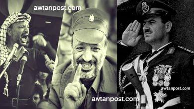 Photo of حافظ الأسد وأبو عمار .. عداء تاريخي وتنافس دام لأكثر من 30 عاماً على قيادة القضية