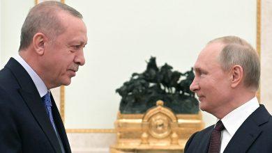 Photo of تركيا تتعهد بتنفيذ تدابير عسكرية للحفاظ على تهدئة إدلب .. وأردوغان وبوتين يبحثان الملف السوري بعد تصعـ.ـيد روسي