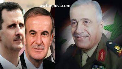 """Photo of الصّندوق الأسود لنظام الأسد .. اللواء """"محمّد ناصيف خير بك"""" ثعلب الأجهزة الأمنيّة في سوريا"""