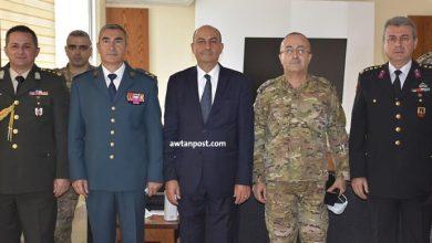 """Photo of تركيا تدعم الجيش اللبناني بــ """"ذخـ.ـائر"""" حية متنوعة ضمن إطار العلاقات المتميزة بين تركيا ولبنان"""
