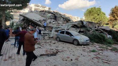 Photo of تضامن عربي ودولي مع تركيا جراء الزلزال المـ.ـدمر الذي ضـ.ـرب مدينة إزمير