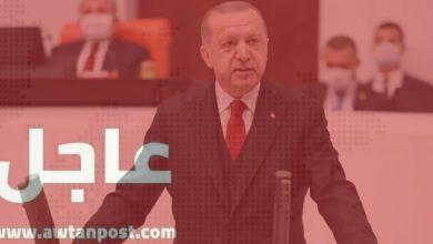 """Photo of عاجل .. الرئيس التركي """"رجب طيب أردوغان"""" يعلق على هذه الأحداث في خطاب واحد"""