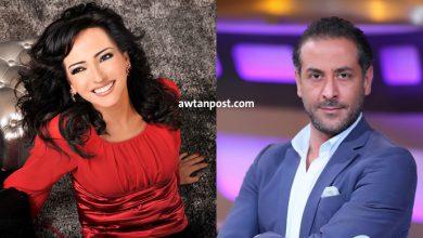 Photo of تغزل بصورتها على مواقع التواصل .. هل يعود عبد المنعم عمايري لطليقته أمل عرفة