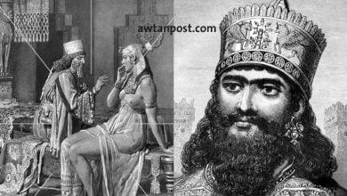 """Photo of تزوّج أختيه وحكم مصر وفقد جيشاً كاملاً .. الإمبراطور الفارسي """"قمبيز الثاني"""" الذي قـ.ـتـ.ـل نفسه بالخطأ"""