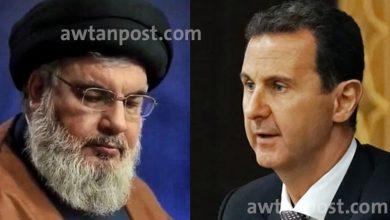 """Photo of صحيفة موالية لـ""""حزب الله"""": بشار الأسد لاينام بقصر المهاجرين وإجراءات أمنية مشددة بدمشق وبيروت"""
