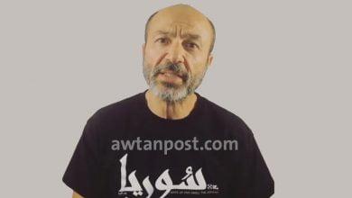 """Photo of الفنان العالمي """"جهاد عبدو"""" يتحدث عن مشاركته الأولى في انتخابات حرة كمواطن أمريكي (فيديو)"""