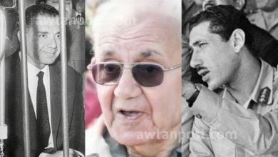"Photo of كاد أن يصبح رئيسا لمصر .. ""شمس بدران"" نظير حافظ الأسد بهـ.ـزيمة 1967 وصانع الرعـ.ـب الذي أجـ.ـبر عبد الوهاب على الغناء له!"