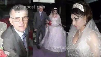 Photo of بالفيديو .. موالون لنظام الأسد يحتفون بزواج شابة سورية من شاب روسي بمدينة جبلة الساحلية