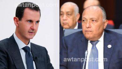 """Photo of القاهرة تتحدث عن """"تعقيدات"""" أمام العلاقات المصرية مع نظام الأسد"""