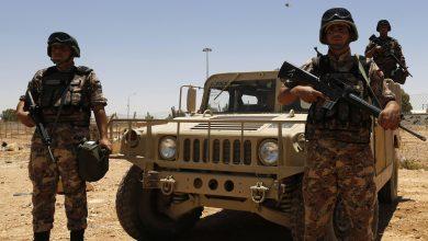 Photo of الأردن يرسل تعزيزات عسكرية لوحدات حرس الحدود الشمالية .. ومحاولات التهريب مستمرة