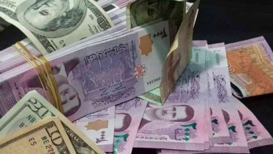Photo of الليرة السورية تواصل تحسنها مقابل العملات الأجنبية.. وارتفاع بأسعار الذهب محليًا وعالميًا